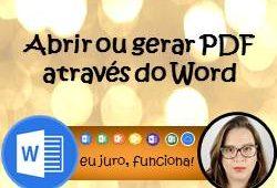 editar um pdf