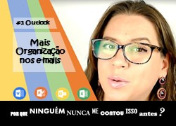 Mais Organização nos E-mails com As Categorias no Outlook – #11 de #20