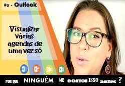 agendas no outlook