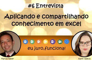 Entrevista com Marcos Rieper do Guia do Excel