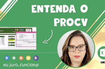Como Fazer Procv no Excel Passo a Passo